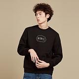 [창신사]CHANGSINSA 17 시그니처 로고 라인 자수 맨투맨 크루넥 스��셔츠