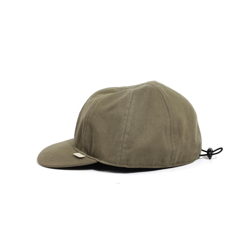 [티엔피]TNP EIGHT PANEL WORK CAP - KHAKI 볼캡 야구모자