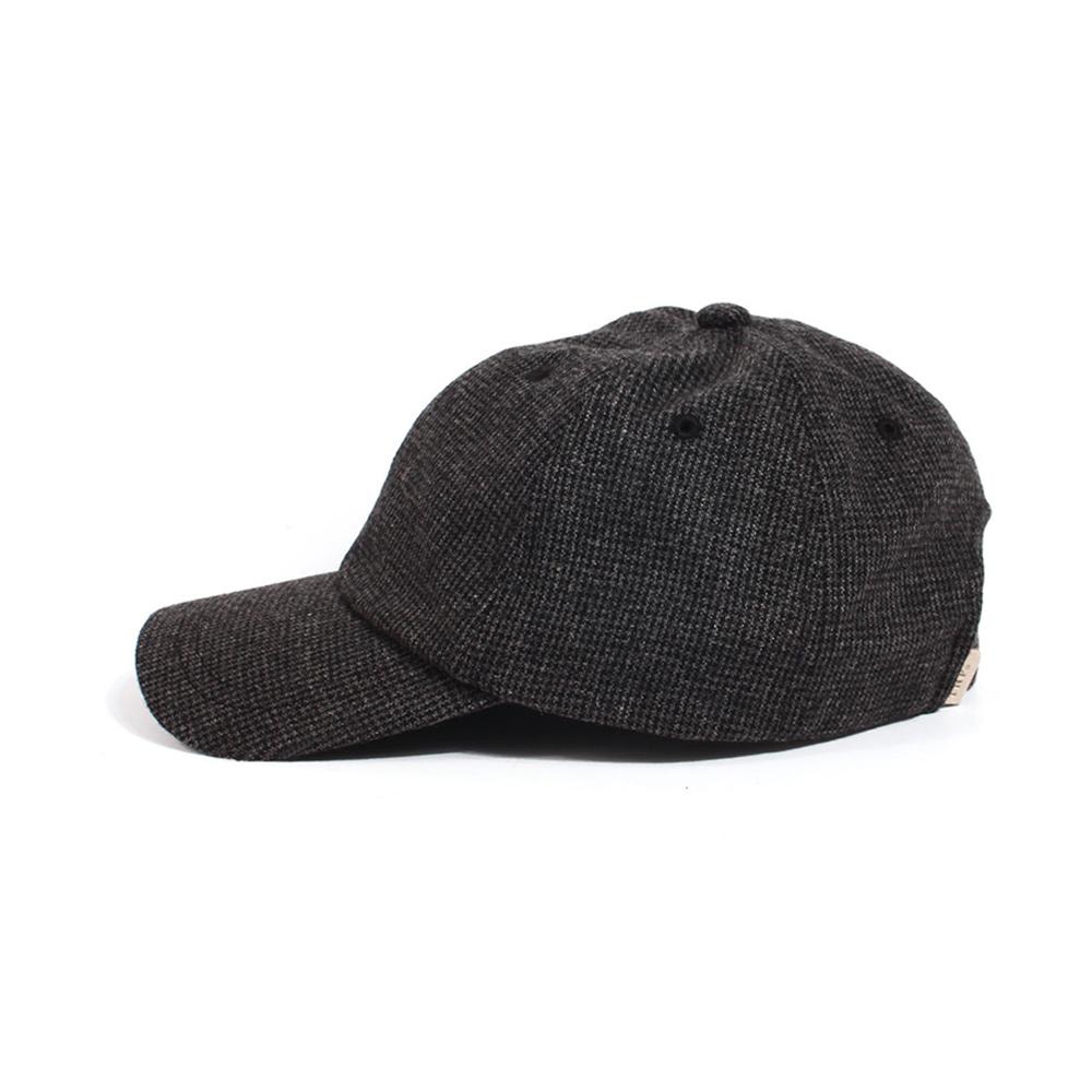 [티엔피]TNP PRW GOODS BALL CAP - BLACK 볼캡 야구모자