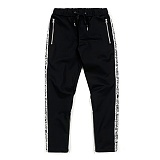 STIGMA - LINE ZIPPER JOGGER PANTS WHITE 조거팬츠