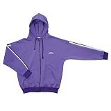 [에이비로드]Premium Oversize Zip Jacket (purple) 후드 트랙 자켓