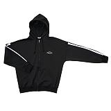 [에이비로드]Premium Oversize Zip Jacket (black) 후드 트랙 자켓