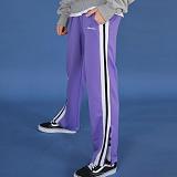 [에이비로드]Premium Track Pants (purple) 트랙 팬츠