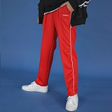 [에이비로드]Side Line Track Pants (red) 트랙 팬츠