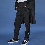 [에이비로드]Side Line Track Pants (black) 트랙 팬츠