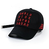 STIGMA - WORLD BASEBALL CAP BLACK 야구모자 볼캡