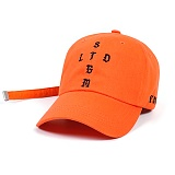 STIGMA - VATOS BASEBALL CAP ORANGE 야구모자 볼캡