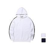 [언리미트]Unlimit - Angular Hood U17DTHD65) 사이드라인 무지후드 후드티 후드