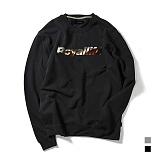 [로얄라이프] ROYALLIFE RLCN111 픽스 로고 기모 맨투맨 - 2종 크루넥 스��셔츠