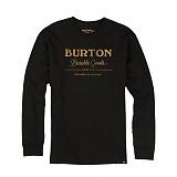 [버튼]BURTON - DURABLE GOODS LONG SLEEVE (True Black) 버튼코리아 정품