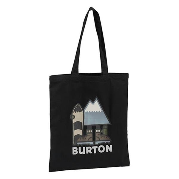 [버튼]BURTON - SIMPLE TOTE 10L (True Black Leary) 버튼코리아 정품