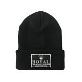 [로얄라이프] ROYALLIFE RLBC104 로얄라이프 크루 비니 - 블랙