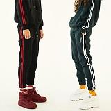 [깅엄버스]GINGHAMBUS - Two Stripe Jogger Pants (3color)(unisex) 기모 사이드라인 조거팬츠 팬츠