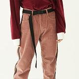 [깅엄버스]GINGHAMBUS - Color Buckle Long Belt (4color) 꼬리벨트 롱벨트 벨트
