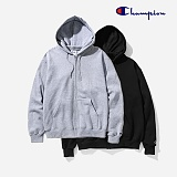 [챔피온]CHAMPION S800 9oz 50/50 ECO-SMART Zip-Up Pullover Hood (2 COLORS) 무지 후드집업 후디