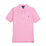 폴로랄프로렌 보이즈 반팔 카라티셔츠 003 카멜핑크(멀티포니) 남녀공용 Polo Ralphlauren 정품 국내배송