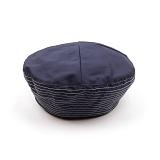 [씨루틴]CROUTINE - Summer beret (navy) 여름 베레모 빵모자
