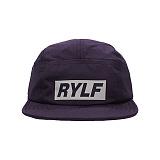 [블프특가][로얄라이프] ROYALLIFE RLBC106 3M 레플렉티브 박스 로고 캠프 캡 - 퍼플