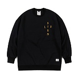 STIGMA - VATOS OVERSIZED HEAVY SWEAT CREWNECK BLACK_맨투맨_크루넥_기모