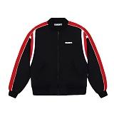 [참스]CHARMS 80s training jacket BK 사이드라인 자켓 재킷