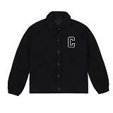 [참스]CHARMS Classic logo coach jacket BK 클래식 로고 코치자켓 재킷