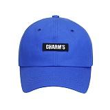 [참스]CHARMS Basic logo cap BL 볼캡 야구모자
