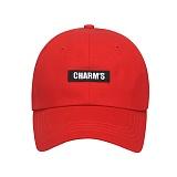 [참스]CHARMS Basic logo cap RE 볼캡 야구모자