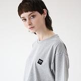 [에이피오13]APO13 APO 심볼 반팔 티셔츠 APOTS007-GY