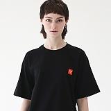 [에이피오13]APO13 APO 심볼 반팔 티셔츠 APOTS007-BK