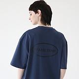 [에이피오13]  스페이스 타임 오버핏 반팔 티셔츠 APOTS006-DG