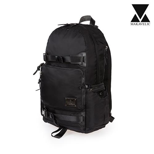 [마카벨릭]MAKAVELIC - SUPERIORITY BIND UP BACKPACK (BLACK) 백팩 배낭 가방