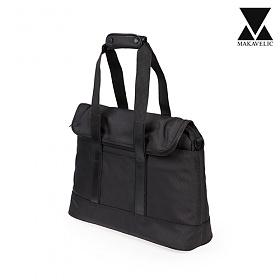 [마카벨릭]MAKAVELIC - B810 TOTE CROSS BAG (BLACK) 토트백 크로스백 가방