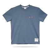 [라모드치프]LAMODECHIEF - LA.C-DONUTS TEE(blue) 반팔티