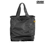 [크래쉬배기지]CRASH BAGGAGE 크래쉬배기지 Laptop Tote 토트백 15인치 BK