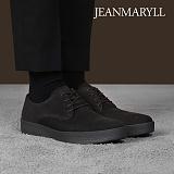 [장마릴]신발/구두/천연소가죽/남성캐주얼/컴포트화 JM009 초코