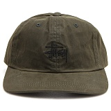 [스투시]WAX COTTON LOW PRO CAP(GREEN)[131774-GREN] 캠프캡