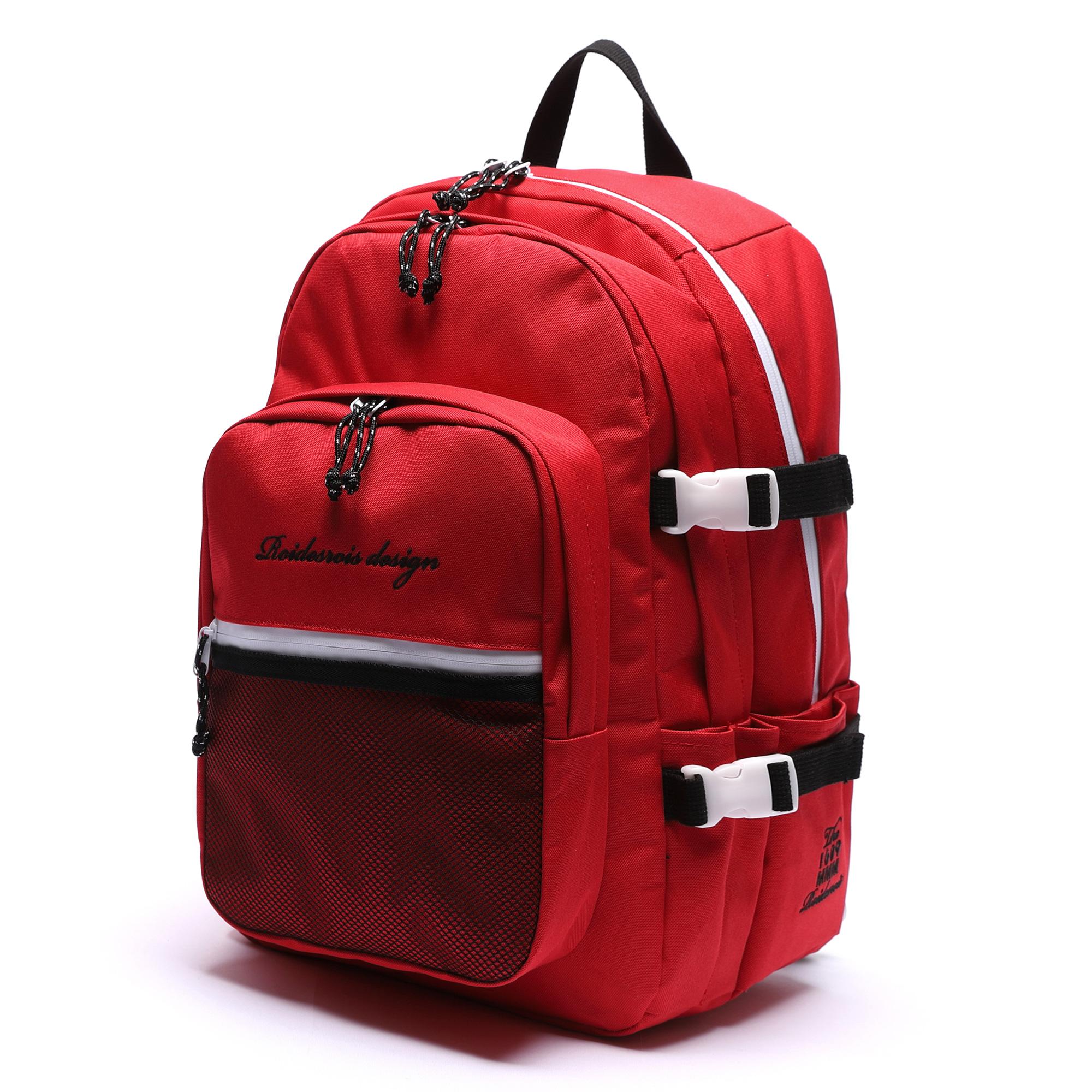 [로아드로아] OH OOPS BACKPACK (RED) 백팩 가방 오웁스백팩