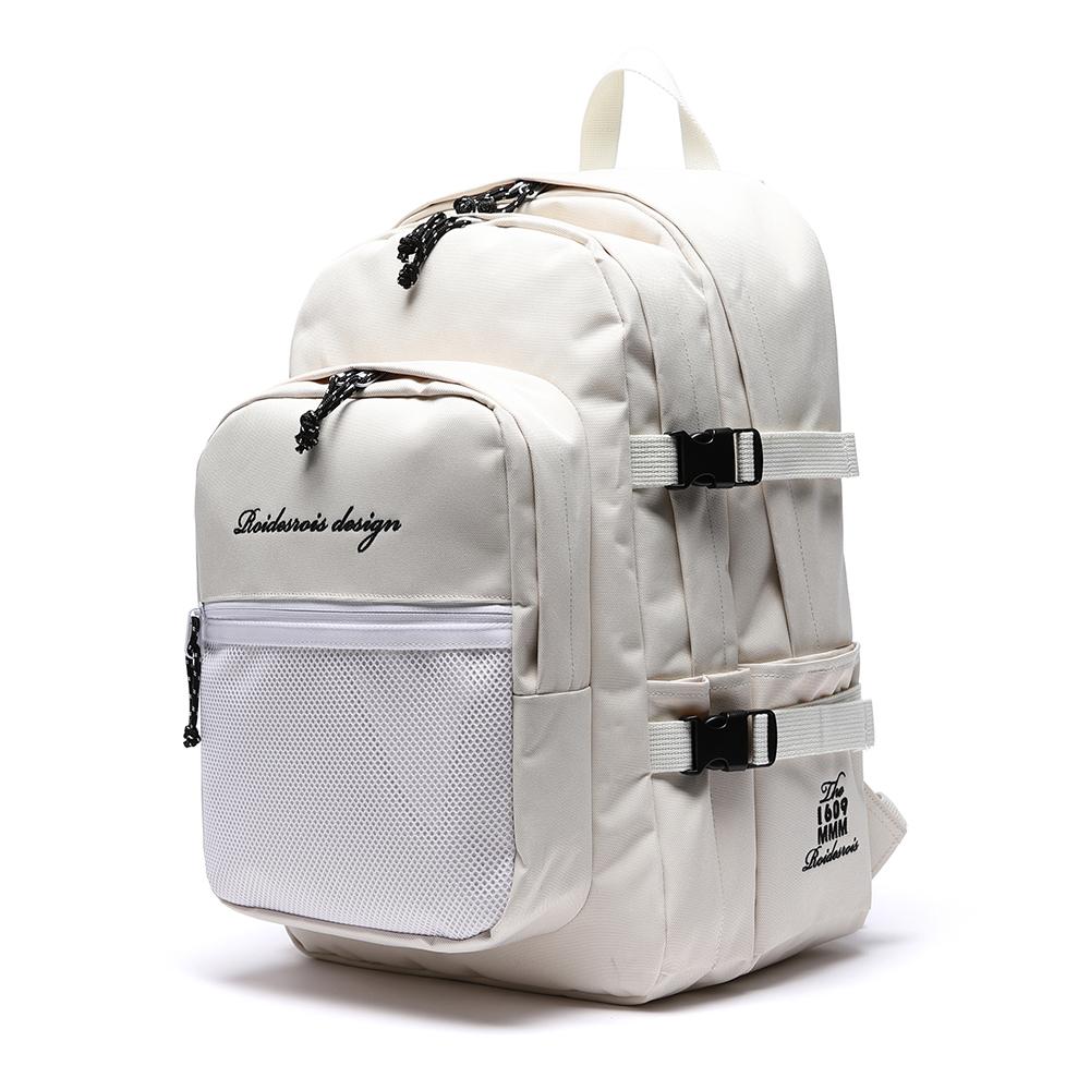 [3월 29일예약발송][로아드로아] OH OOPS BACKPACK (IVORY) 백팩 가방 오웁스백팩