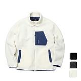 [블프특가][언리미트]Unlimit - Mogle Jacket Ver.2 (U17DTJK46) 모글자켓 보아털자켓 후리스 플리스 양털 자켓 집업