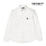 [칼하트WIP] CARHARTT WIP - L/S Tony Shirt (Wax) 펜슬포켓 토니셔츠 긴팔남방