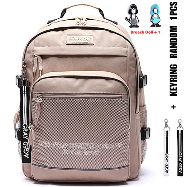 [에이지그레이]AGEDGRAY - AG17 엑스라지 백팩(핑크) 가방