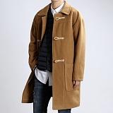 [쟈니웨스트] JHONNYWEST - Winter Duffel Coat (Camel) 더플코트