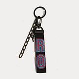 [러쉬오프] RUSHOFF Red & Blue RO Keyring /레드&블루 RO 키링