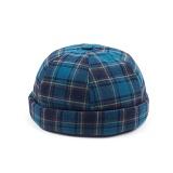 [웨이워드]WAYWARD - Check watch cap[Green] 와치캡 챙없는 캡없는 모자 비니