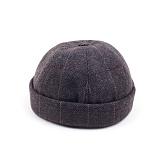 [웨이워드]WAYWARD - Herringbone watch cap[Gray] 와치캡 챙없는 캡없는 모자 비니