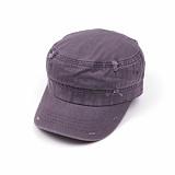 [웨이워드]WAYWARD - Washing military cap[Purple] 군모