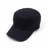 [웨이워드]WAYWARD - Linen military cap[Black] 군모