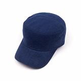 [웨이워드]WAYWARD - Linen military cap[Navy] 군모