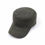 [웨이워드]WAYWARD - Linen military cap[Khaki] 군모