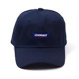 [웨이워드]WAYWARD - LEGENDARY[Navy] 볼캡 모자
